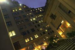 Washington DC at Night (wyliepoon) Tags: washington dc us usa united states capital downtown pennsylvania avenue willard hotel