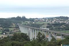 O Eixo (yagoortiz) Tags: renfe tren avant galicia gaf ourense santiago