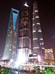 Los edificios ms altos de Shanghai ( Villa) Tags: shanghai rascacielos skyscrapper skyline
