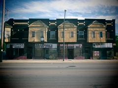 Millionaire's Row. (david grim) Tags: glenville eastside cleveland oh cuyahogacounty streetphotography ohio