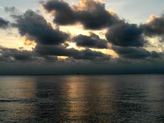 Daybreak (ray 96 blade (retired)) Tags: earlyriser sunrise daybreak inkywaters clouds sea broadstairs stonebay earlywalk besttimeofday