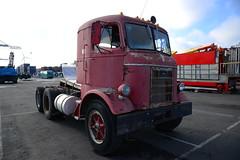 Mack H63 1957 DST_9883 (larry_antwerp) Tags: mack truck h63 ico antwerp antwerpen       port        belgium belgi