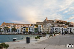 The Old Town Ibiza Spain (johnfranz29) Tags: canon24105f4 canon canon70d spain ibizaspain ibiza eivissa landscape architecture tourism