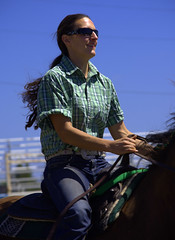 Enjoy The Ride (swong95765) Tags: horse ride rider woman female lady rodeo competition happy