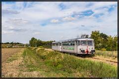 10-09-16 SGB railbus omCc 909 + Ccs 809, 's-Heer Abtskerke (Julian de Bondt) Tags: sgb railbus schienebus sheer abtskerke dieselweekeinde