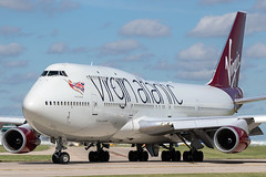 G-VXLG / Virgin Atlantic Airways / Boeing 747-41R (Charles Cunliffe) Tags: canon 7dmkii aviation manchester airport egcc man virgin atlantic airways vs vir boeing 747 747400 gvxlg