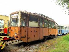 Tram type 4N1, #32, PKT Katowice (transport131) Tags: tram tramwaj t bdzin kzk gop 4n
