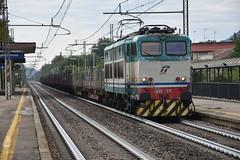 E655 411 Caimano (luciano.deruvo) Tags: e655411 fs trenitalia caimano trenomerci ferroviedellostato
