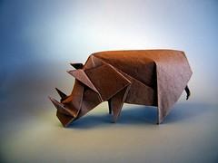 Jabal - Marc Vigo (Rui.Roda) Tags: origami papiroflexia papierfalten javali sanglier boar jabal marc vigo