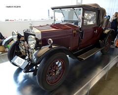 fiat-509-01 (tz66) Tags: automobilausstellung kaiser franz josefs hhe fiat 509 7 prewar car