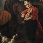 STEEN Jan,1673-75  - La Famille des Chats, Une Joyeuse Compagnie (Budapest) - Detail -c thumbnail