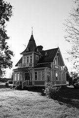 Old house 2 (M Corbin Photography) Tags: neogothic oldhouse sweden 1906