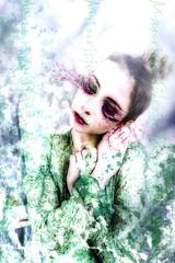 dreamer dreaming (Mauricio Silerio) Tags: portrait retrato rittrato beauty beautiful belleza fashion model modelo moda modelling moscu moscow moscova russia rusia russian ballerina ballet bailarina baile dance danza dancer danzatore face fantasy surrealisme surreal surrealismo surrealism dream dreaming girl splash bella vis visul reve piensero