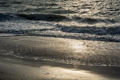 Beach near Kampen, isle of Sylt, Germany (vonHabsburg) Tags: sunset sonnenuntergang wolken clouds north norden sea meer abend night germany deutschland natur nature landschaft landscape sky himmel wasser water sylt insel isle buhne sand beach strand colour farben ufer shore kste coast ocean ozean