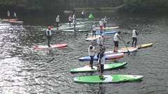 depart-sup-racedordogne-paddle-race-paysage-2-anonym-sup (anonymsup) Tags: stand up paddle sup anonym pagaie whitewater race contest dordogne correze beaulieu sur argentat eaux vives