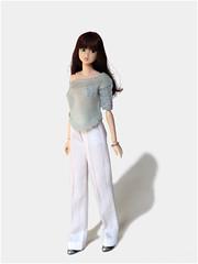 Auburn (yoshi_lapoo) Tags: momoko doll petworks pw ccs sekiguchi 10ss dazzlingwedding rainysky coolface norah
