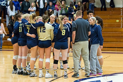 2016-10-14 Trinity VB vs Conn College - 0193 (BantamSports) Tags: 2016 bantams college conncollege connecticut d3 fall hartford nescac trinity women ncaa volleyball camels