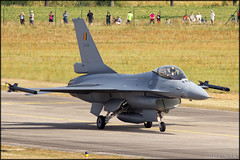 F-16AM Fighting Falcon arrival (Pavel Vanka) Tags: ciaf czechinternationalairfest lkhk hradeckralove czech czechrepublic airplane plane aircraft airshow spotting spot spotter generaldynamics f16 f16am belgiumairforce belgianairforce fighter fightingfalcon viper
