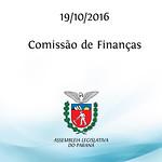 Comiss�o de Finan�as 19/10/2016