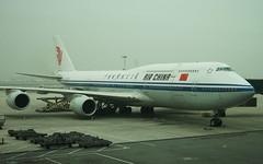 Boeing 747-89L, Air China, B-2487, PEK (carlcowkau Photography) Tags: b2487 carltang carlcowkauphotography pek beijing bcia ca981 newyork jfk 531 gate terminal3 ca cca ccp boeing 747 7478 7478i 748 748i queen 74789l