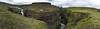 Near the glacier Eyjafjallajökull (Rita Willaert) Tags: markarfljotriver homsarivier myrdalsjökull hellisholar markarfljotsgljufur kloof eyjafjallajökull innriemstruariver markarfljot eyjafjallajã¶kull myrdalsjã¶kull suã°urland ijsland is