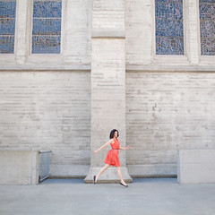 1 :: 31 (sweethardt) Tags: portrait woman selfportrait photographer dress run skirt bayarea brunette leap jog caucasian sweethardtphotography ©2013jenniferhardt