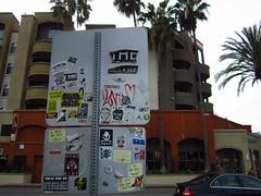 Back UAO Shie Love Me On The Spot (236ism) Tags: love me graffiti back los angeles spot on the shie uao
