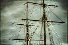 Pride of Baltimore (lawsonpix) Tags: sky sailboat nikon ship antique pride baltimore retro sail tall mast hdr havredegrace scooner d700 nikond700 lawsonpix
