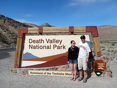 Death Valley National Park sign (pr0digie) Tags: flowers liz nationalpark jon tour desert deathvalley operahouse amargosa