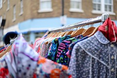 Broadway Market (andrew-moore) Tags: flowers music food records london fashion cake vintage spring market britain handmade treats vinyl style clothes british luxury eastend broadwaymarket hispter uploaded:by=flickrmobile flickriosapp:filter=nofilter