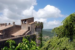 A Tower (Yellow.Cat) Tags: roof italy tower castle italia torre tetto tetti castello lazio bracciano orsini odescalchi