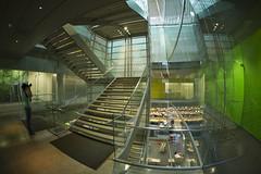 Burton Barr Central Library (p r a t y u s h 360 | PHOTO) Tags: architecture arizona interior fisheye 15mm canon5d3 building