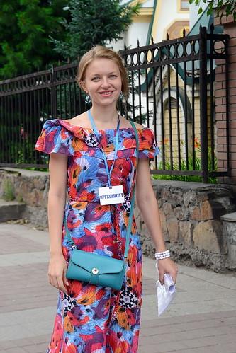 Анна Симанова - член Бюро Президиума НРОО «Всемирный Русский Народный Собор»