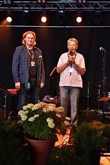 Mikko Salmi ja Matti Ahde