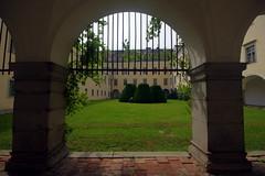 15.8.16 2 Sankt Florian 084 (donald judge) Tags: austria upper sankt florian anton bruckner augustinian monastery stift