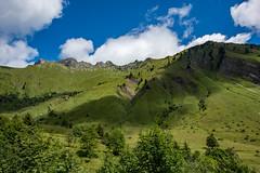 Le Roc d'Enfer (glassonlaurent) Tags: montagne le roc denfer france haute savoie 74 paysage