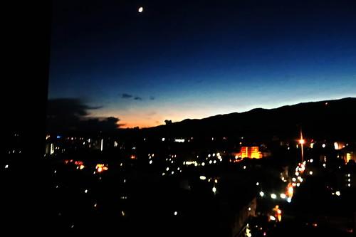 Chiang Mai Sundown.