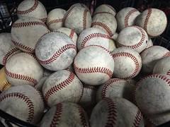 Basket of Used Baseballs Play It Again Sports (stevendepolo) Tags: basket used baseballs play it again sports