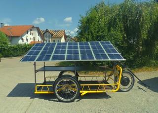 Carla Cargo Solar