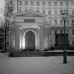 201608261.jpg (Juha Halmu) Tags: acros100 bw finland hc110 helsinki outdoors rolleilex35f talvi winter blackandwhite monochrome selfdeveloped
