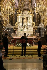 Dúo Nannerl, Anxo y Estrela Fernández con Diego Basadre 3