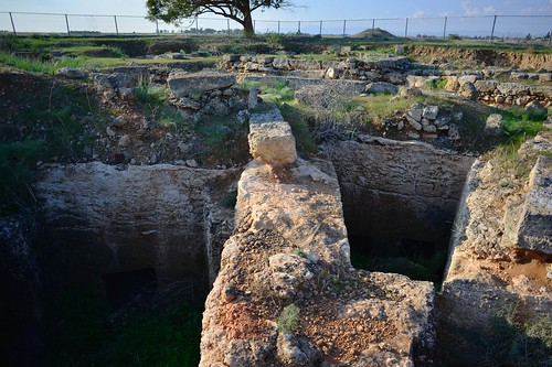 Rock-cut tombs, Cellarka Necropolis