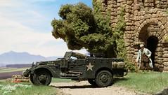 M3 Scout Car (epoque1914) Tags: editionsatlas recon 143 wwii us