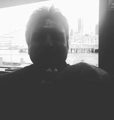 Greg Tingle. Park Hyatt. The Rocks, Sydney, Australia #gregtingle #parkhyattsydney #parkhyatttherocks #parkhyatt #business #media #mediamanint #mediaman (mediamanint) Tags: instagramapp square squareformat iphoneography uploaded:by=instagram moon