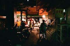 (li-penny) Tags: fujifilmnatura1600 pentaxespiomini yonghe   film street  market zhiguangeveningmarket