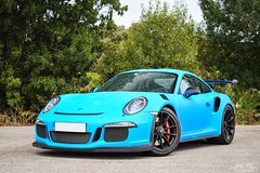 Matte RS (Alex m.p photography) Tags: porsche gt3 rs blue rare color like car