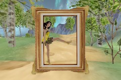 Watercolor is magic (ErikoLeo) Tags: lindenendowmentoftheartslea flickrlovers secondlife