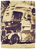 London transport RT22 Wimbledon  1951. (Ledlon89) Tags: rtbus aecregent aec london bus bsues transport lptb lte lt londonbus londonbuses vintagebus 2rt2 londontransport