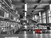 Universiteitsbibliotheek KU Leuven (Bart K. Prins) Tags: panasonic dmclx7 bw university library leuven belgium