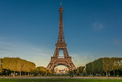 Good morning Paris (aurlien.leroch) Tags: europe france paris toureiffel eiffeltower morning cityscape nikon d7100 champdemars